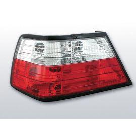 Zadní světlaMERCEDES W124 E-KLASA 01.85-06.95 RED WHITE