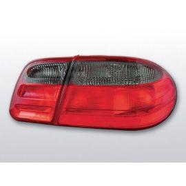 Zadní světlaMERCEDES W210 E-KLASA 95-03.02 RED SMOKE