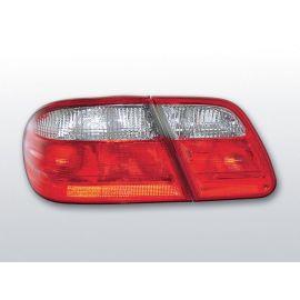 Zadní světlaMERCEDES W210 E-KLASA 95-03.02 RED WHITE