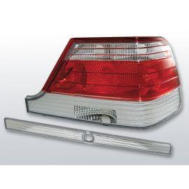 Zadní světlaMERCEDES W140 95-10.98 RED WHITE
