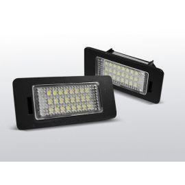 OSVĚTLENÍ SPZ LEDAUDI Q5 / A4 08-10 / A5 / TT / VW PASSAT B6 KOMBI LED CANBUS