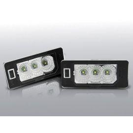 OSVĚTLENÍ SPZ LEDAUDI Q5 / A4 08-10 / A5 / TT / VW PASSAT B6 KOMBI LED CREE CANBUS CLEAR