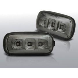 Boční blikače AUDI A4 B6 10.00-10.04 / A4 B7 11.04-08 SMOKE LED