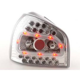 FK zadní světla LED Audi A3 Typ 8L r.v. 96-02 chrome