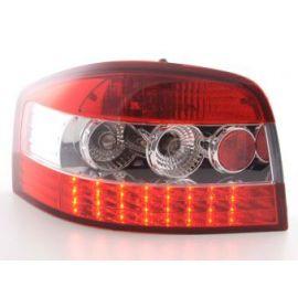 FK zadní světla LED Audi A3 Typ 8P r.v. 03-05 clear/red