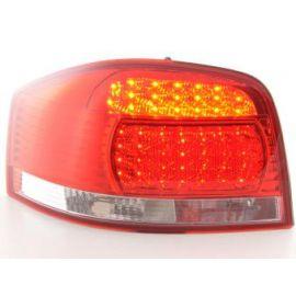FK zadní světla LED Audi A3 Typ 8P r.v. 03-07 clear/red