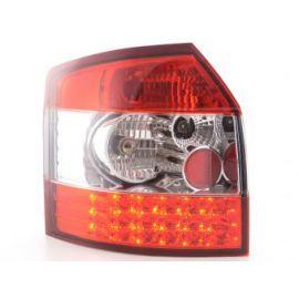 FK zadní světla LED Audi A4 Avant Typ 8E 01-02 clear/red