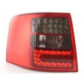 FK zadní světla LED Audi A6 Avant Typ 4B r.v. 97-03 black/red