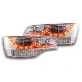 FK zadní světla LED Audi Q7 Typ 4L r.v. 06- chrome