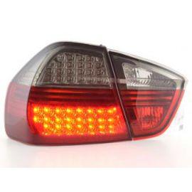 FK zadní světla LED BMW 3er sedan Typ E90 r.v. 05-08 black/red