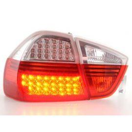 FK zadní světla LED BMW 3er sedan Typ E90 r.v. 05-08 clear/red