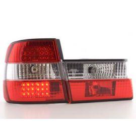 FK zadní světla LED BMW 5er Typ E34 r.v. 88-94 clear/red