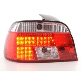FK zadní světla LED BMW 5er sedan Typ E39 r.v. 95-00 clear/red