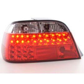 FK zadní světla LED BMW 7er Typ E38 r.v. 95- red/clear