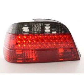FK zadní světla LED BMW 7er Typ E38 r.v. 97-02 black/red
