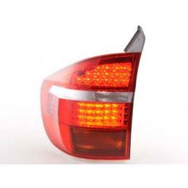 FK zadní světla LED BMW X5 Typ E70 r.v. 06- red