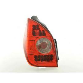 FK zadní světla LED Citroen C2 Typ JHFX /J KFV/J 8HX/ J NFU r.v. 03-10 red