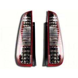 FK zadní světla LED Ford Fiesta Typ JH1/JD3 3-tr. r.v. 02-05 black