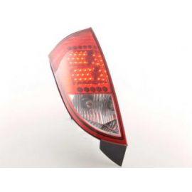 FK zadní světla LED Ford Focus 1 3/5- dveře r.v. 98-04 red
