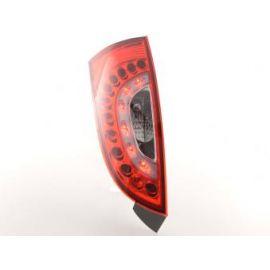 FK zadní světla LED Ford Focus 1 3/5- dveře r.v. 98-04 chrome