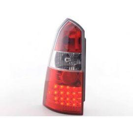 FK zadní světla LED Ford Focus Turnier DNW r.v. 98-04 clear/red