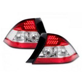 FK zadní světla LED Honda Civic Coupe 2 dveře. r.v. 04-05 clear/red