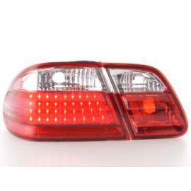 FK zadní světla LED Mercedes E-klasa Typ W210 r.v. 95-98 clear/red