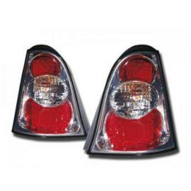 FK zadní světla LED Mercedes A-klasa Typ W168 r.v. 02-04 clear/red