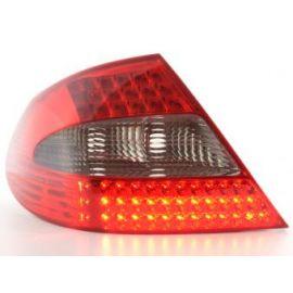 FK zadní světla LED Mercedes CLK Typ W209 r.v. 07- black/red