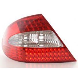 FK zadní světla LED Mercedes CLK Typ C209 r.v. 07- clear/red