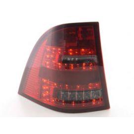 FK zadní světla LED Mercedes M-klasa Typ W163 r.v. 98-05 red/black