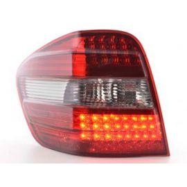 FK zadní světla LED Mercedes M-klasa Typ W164 r.v. 05-08 red/black