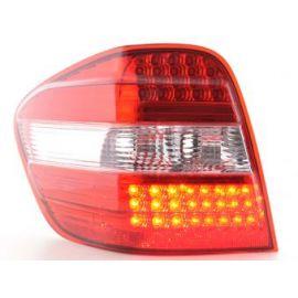 FK zadní světla LED Mercedes M-klasa Typ W164 r.v. 05-08 clear/red
