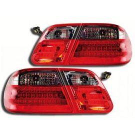 FK zadní světla LED Mercedes E-klasa Typ W210 r.v. 95-02 red/black