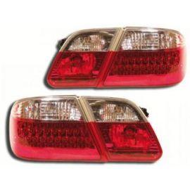 FK zadní světla LED Mercedes E-klasa Typ W210 r.v. 95-02 clear/red