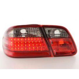 FK zadní světla LED Mercedes E-klasa Typ W210 r.v. 95-98 red/black