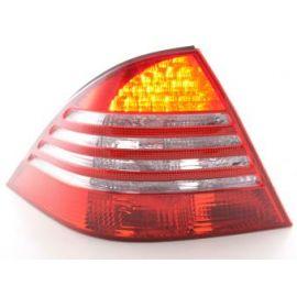 FK zadní světla LED Mercedes S-klasa Typ W220 r.v. 98-01 clear/red