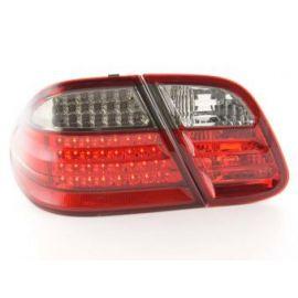 FK zadní světla LED Mercedes CLK Typ 208 r.v. 97-03 black/red