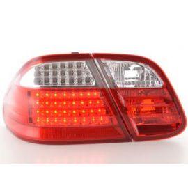 FK zadní světla LED Mercedes CLK Typ 208 r.v. 97-03 clear/red