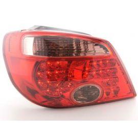 FK zadní světla LED Mitsubishi Outlander Typ CU0W r.v. 05-06 red
