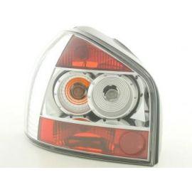 FK zadní světla Audi A3 Typ 8L r.v. 96-02 chrome