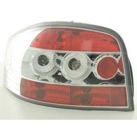 FK zadní světla Audi A3 Typ 8P r.v. 03- chrome