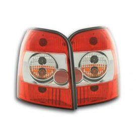 FK zadní světla Audi A4 Avant Typ B5 r.v. 95-00 red white