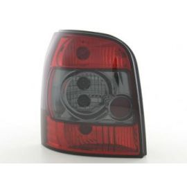 FK zadní světla Audi A4 Avant Typ B5 r.v. 95-00 black red
