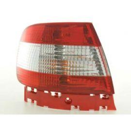 FK zadní světla Audi A4 sedan Typ B5 r.v. 95-00 red white
