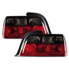 FK zadní světla BMW 3er Coupe Typ E36 r.v. 91-98 black red