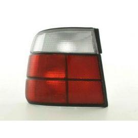 FK zadní světla BMW 5er sedan Typ E34 r.v. 88-94 white red