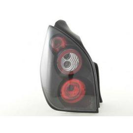 FK zadní světla Citroen C2 Typ J HFX J KFV J 8HX J NFU r.v. 03- black