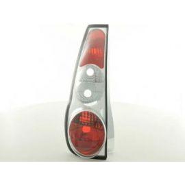 FK zadní světla Fiat Punto Typ 176 r.v. 93-99 chrome