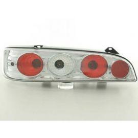 FK zadní světla Fiat Seicento Typ 187 r.v. 98-07 chrome